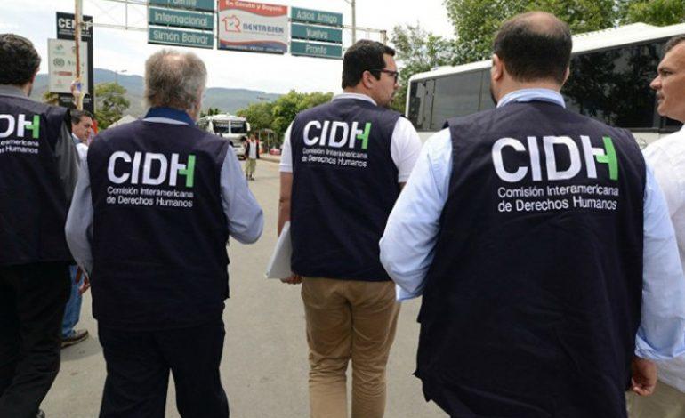 """CIDH ve como un """"panorama desafiante"""" la justicia en América"""
