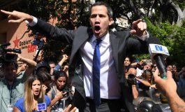 #EnVivo así va la llegada de Juan Guaidó a Venezuela