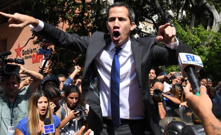 AP: Juan Guaidó recupera su atractivo con una actitud más combativa