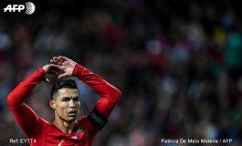 Francia e Inglaterra golean, Portugal se estrella en el regreso de Cristiano