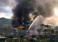 Seis muertos y decenas de heridos por explosión de planta química en China