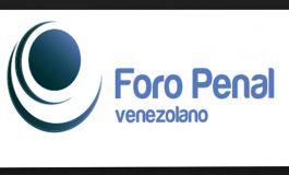 Nueva lista de Foro Penal informa que hay 886 presos políticos en Venezuela