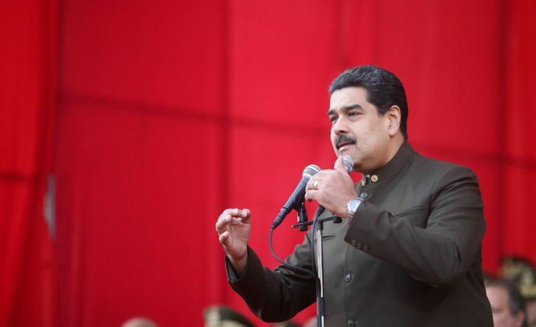 Durante la Memoria y Cuentas Maduro evita mencionar programa de Diosdado para no hacer promoción