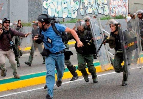 Régimen madurista ha ejecutado más de 34 detenciones contra periodistas en lo que va de año