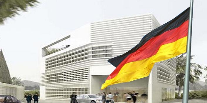 Alemania recibió al representante de Guaidó (+foto)
