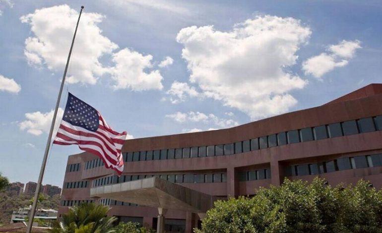 Embajada de EEUU en Caracas apoyará a los venezolanos en su retorno a la democracia
