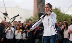 """¡Ya basta!"": el mensaje de la esposa de Guaidó a Nicolás Maduro"