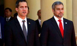Presidente paraguayo a Guaidó: usted representa la esperanza de todo un pueblo