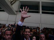 Guaidó sabe que su regreso a Venezuela implica un riesgo para sí mismo