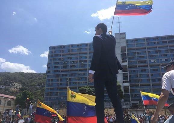 EEUU felicitó a Guaidó por su exitosa gira y un retorno seguro a Venezuela