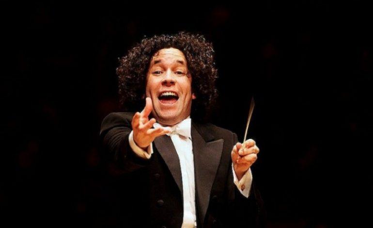 Gustavo Dudamel visitará México con la Filarmónica de Los Ángeles