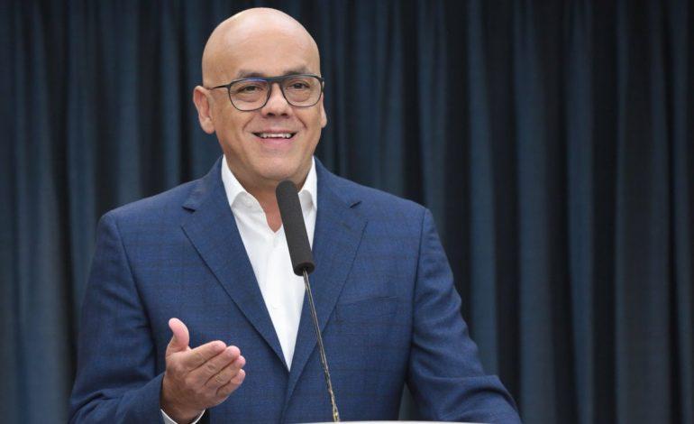 """Jorge Rodríguez denunció un """"nuevo ataque al centro de transmisión de carga del Guri"""""""