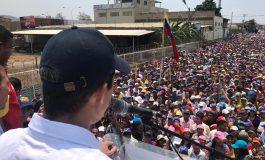 Guaidó en Anzoátegui: Régimen de Maduro está en su fase final