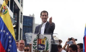 """Ya basta: Juan Guaidó no se """"autoproclamó"""", por Miguel Henrique Otero"""
