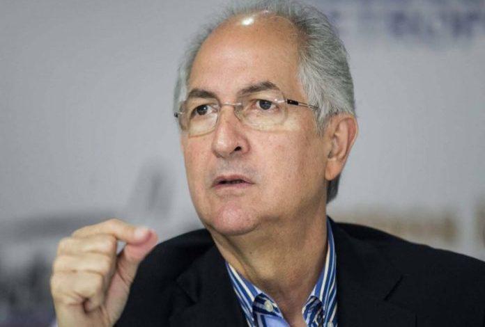 Ledezma se solidarizó con Duque por atentado en Arauca
