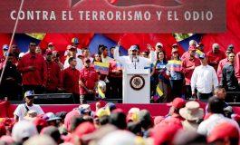 """Maduro señaló que sus agentes """"desmantelaron"""" otro supuesto plan de magnicidio"""