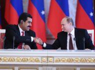 Técnicos rusos llegan a Venezuela para realizar mantenimiento de equipos militares