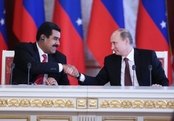 Rusia y régimen madurista firmaron acuerdo de visitas mutuas de buques de guerra