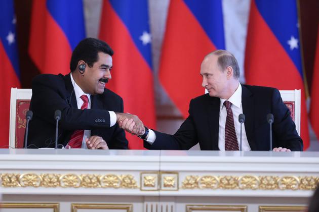 Rusia no detendrá su ayuda militar en Venezuela