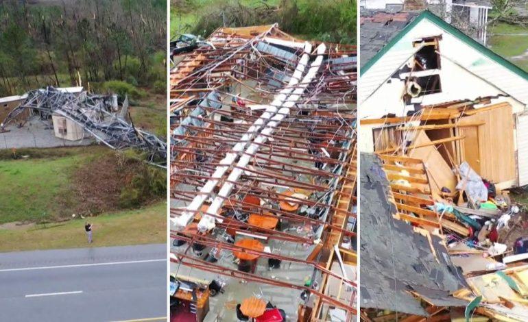 Al menos 22 muertos en EEUU tras registrarse dos tornados en Alabama