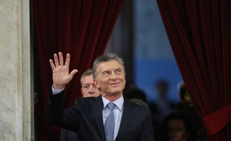 Guaidó se reunirá con Macri en Argentina este viernes