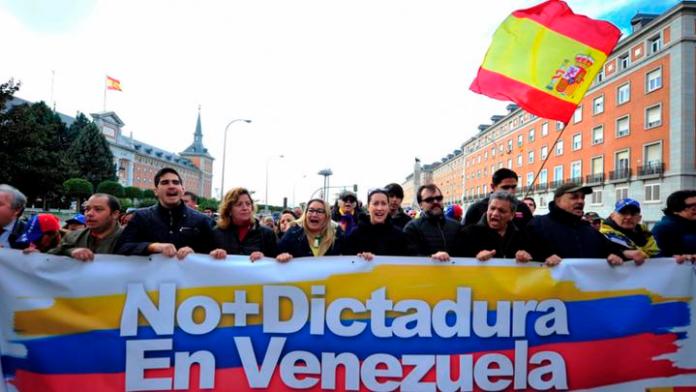 España tiene el 87% de las solicitudes de asilo de venezolanos en la Unión Europea