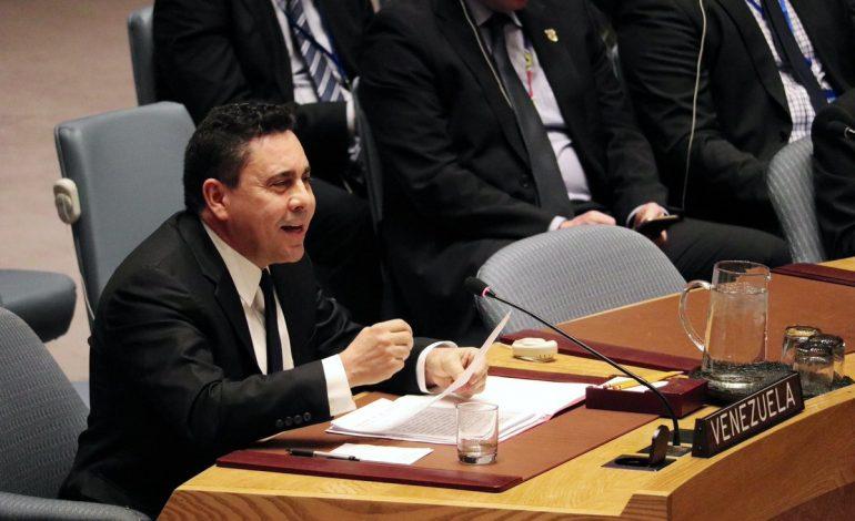 Moncada: EEUU fabrica tropas aliadas a Guaidó para atacar a Maduro