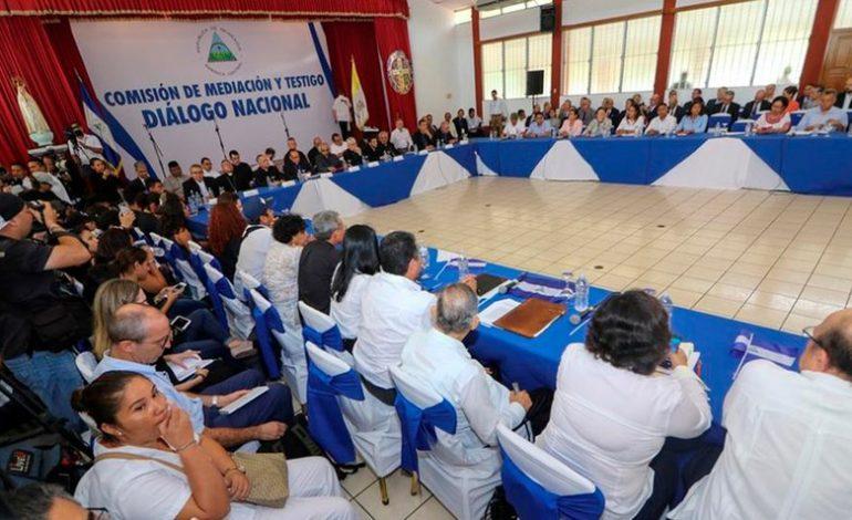 Gobierno de Nicaragua y oposición buscan consenso para avanzar en negociaciones