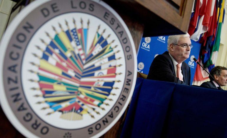Ecuador insistirá en transición pacífica en Venezuela ante la OEA