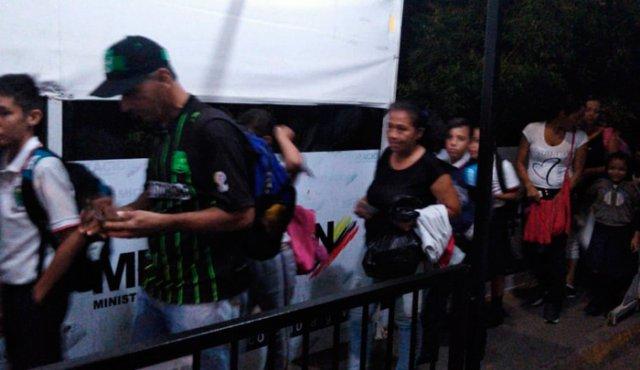 Reabrieron corredor humanitario de los puentes de Ureña y San Antonio