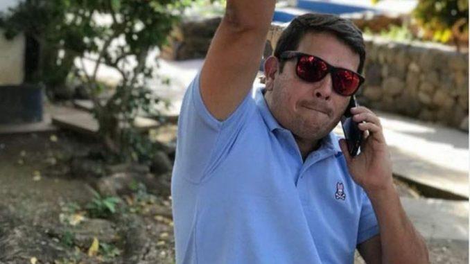Régimen madurista le dio libertad condicional a periodista Mario Peláez tras secuestrarlo en la frontera