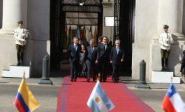 Países sudamericanos inician proceso para crear Prosur, nuevo bloque regional