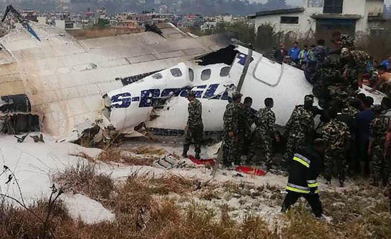 Se estrelló avión de Etiopía con 157 personas a bordo