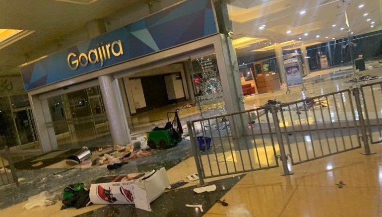 Tiendas del Sambil de Maracaibo fueron saqueadas