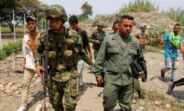 Más de 1.000 militares venezolanos se registraron en censo de perseguidos políticos