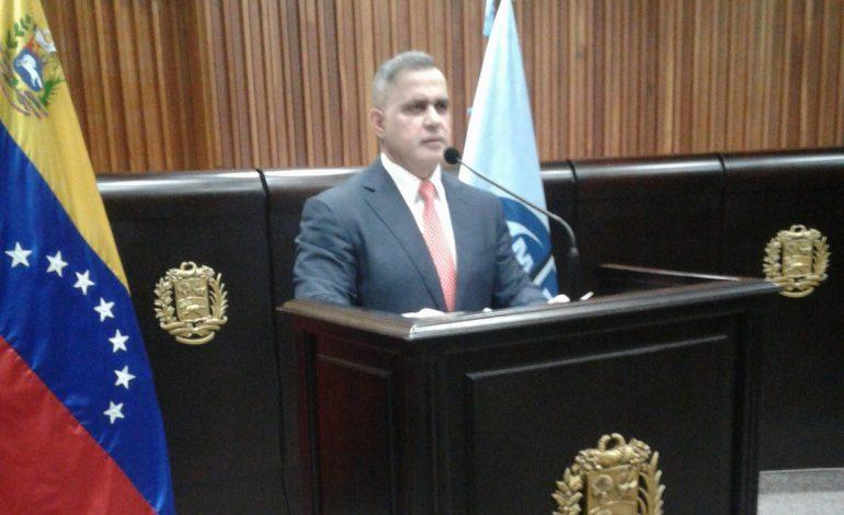 """Tarek William Saab anunció que investigarán a Guaidó por """"sabotaje"""" al sistema eléctrico"""