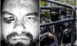 FAES detuvo y golpeó brutalmente a periodista polaco en Caracas