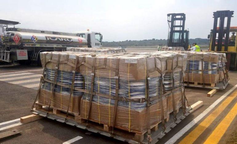 Ayuda Humanitaria almacenada en Cúcuta será entregada a los migrantes venezolanos