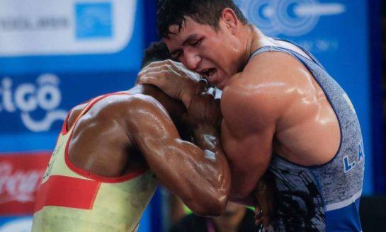 Venezuela contará con 15 luchadores en los juegos Panamericanos de Lima 2019