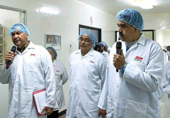 Farmacéutica española demanda al régimen de Nicolás Maduro en EEUU