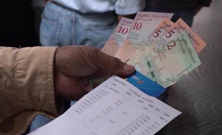 Siete dólares es el salario del 84% de la fuerza laboral en Venezuela