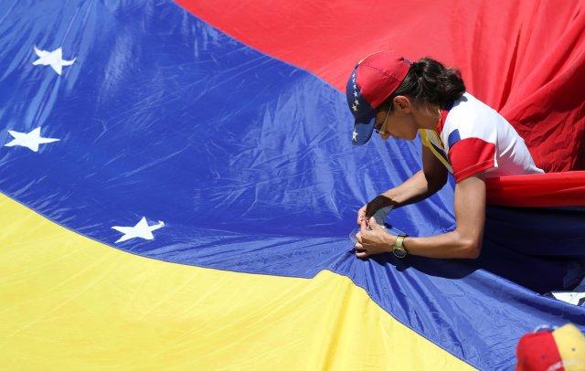 Más de la mitad de los venezolanos tienen suficientes razones para protestar el 16N