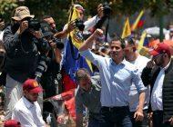 Juan Guaidó a tres meses de su juramentación