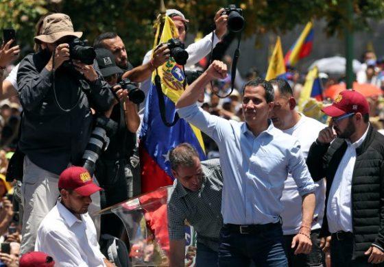 Guaidó: el único estancado es Maduro y su régimen