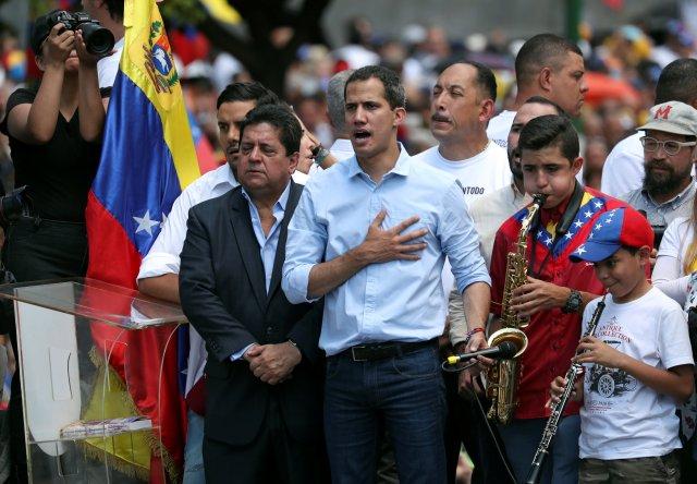 En fotos: El pueblo demostró que sigue apoyando el mandato de Guaidó