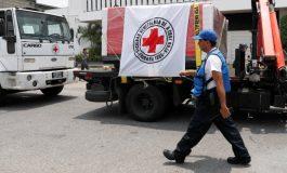 Venezuela recibió otro envío de ayuda humanitaria de la Cruz Roja