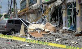 Al menos cinco muertos tras derrumbe por terremoto en Filipinas