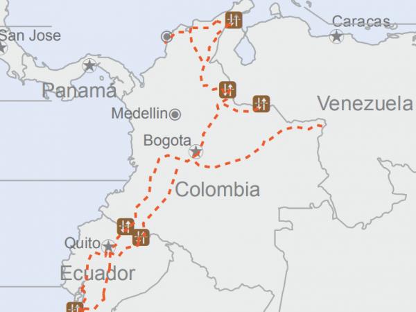 Informe reveló qué países de Latinoamérica reciben más migrantes venezolanos
