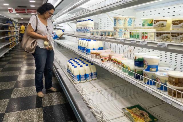 La Canasta Alimentaria Familiar de mayo se ubicó en 1.218.147 bolívares, según el Cendas