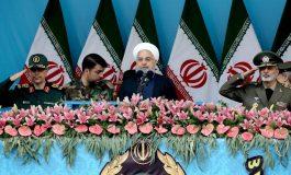 Irán desplegó fuerza militar para disuadir a EEUU de un posible ataque